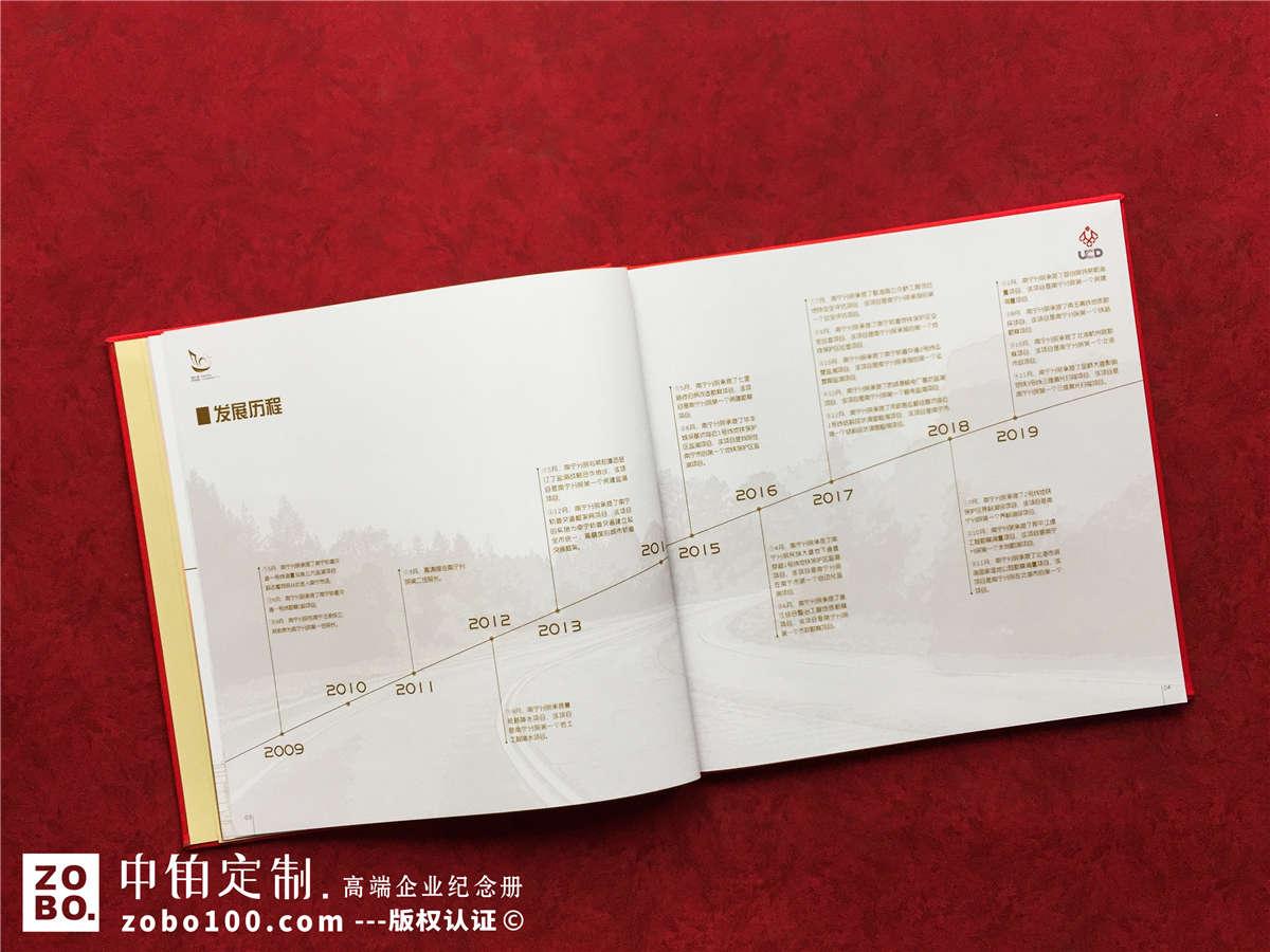 企业纪念相册制作的重点 企业周年日定制企业相册的内容