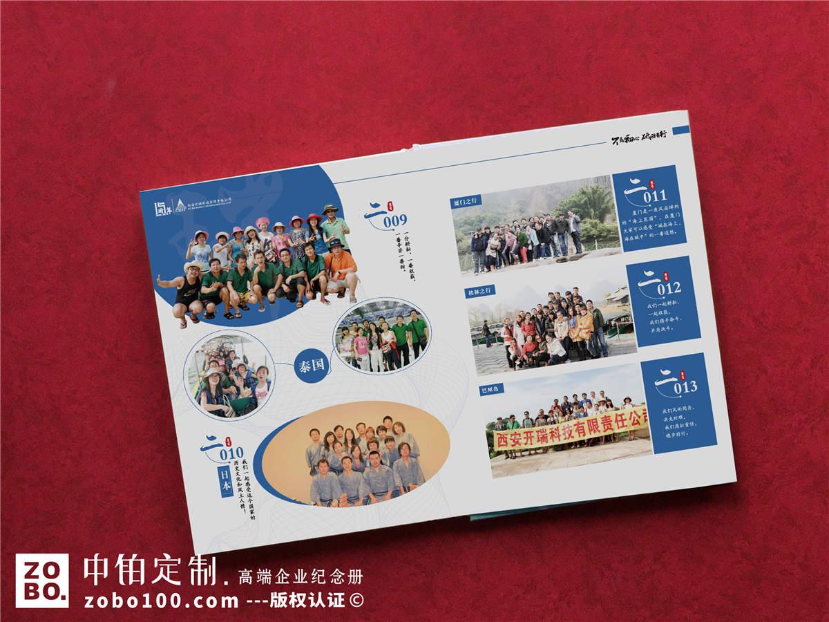 公司成立十五周年纪念册设计-单位15周年画册内容
