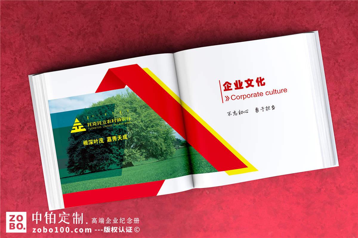 商会10周年纪念册-企业周年庆画册内容有哪些