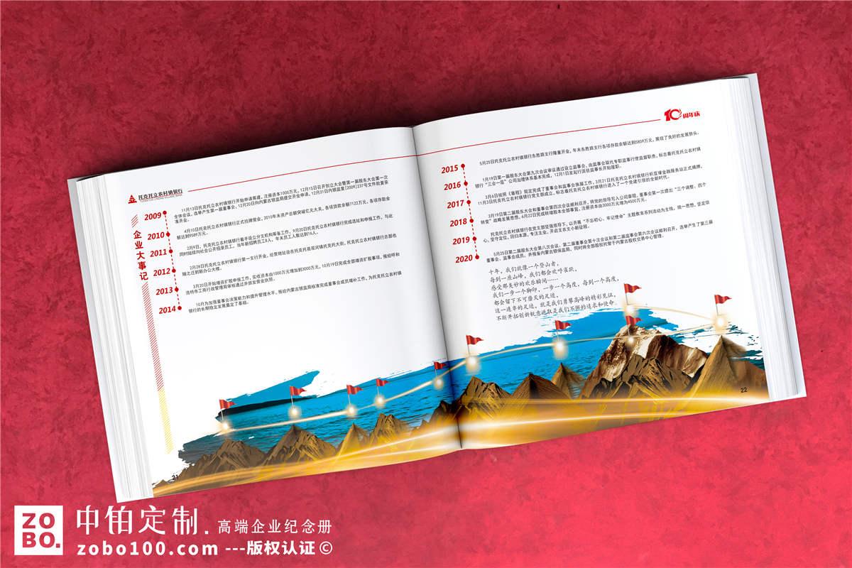 企业周年庆纪念册策划和设计-优秀的周年庆纪念册设计内容