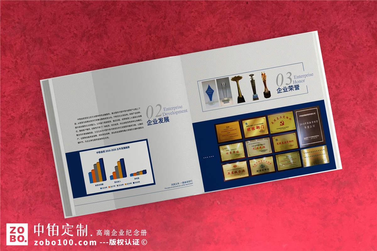 企业相册设计-纪念员工的成长记载企业的发展