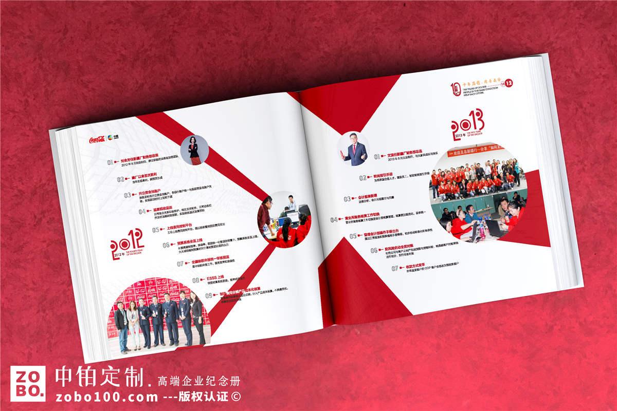 企业纪念画册设计-按照企业形象宣传画册的设计理念